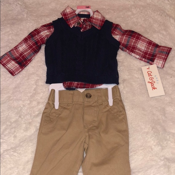 ef3fd015ffe7b Cat & Jack Matching Sets | Cat And Jack Baby Outfit | Poshmark